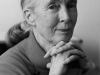 Jane Goodall DBE - Founder of Jane Goodall Institute and UN Messenger of Peace, Mitglied des Aufsichtsrates JGI-Austria